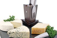 Cheese, more Cheese and Cheese Accessories / Everything cheesey!