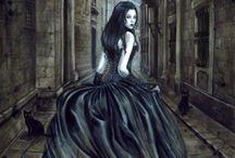 Gothic / Gothic art collection
