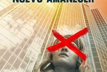 Despues del nuevo amanecer / Novela intriga thriller Lima Madrid Stuttgart
