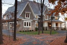 Dream House Exteriors / by Draven Made