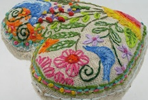 Embroidery / by Sally Taylor