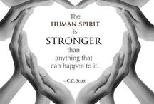 Spirit Uplifts Me