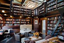 Chill little home library