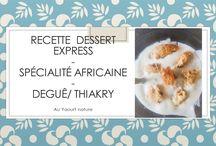 recette dessert déguê