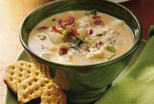 Recipes - Soups/Chili / by Melissa King
