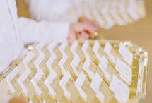 WEDDINGS - Creative Seating Charts/Cards / by Miranda Fleming