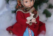 Кукла Паола Рейна 32 см.