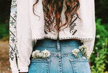 hippie boho fashion