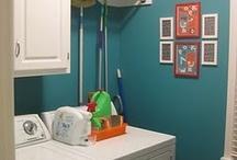 Laundry Room / by Nadia