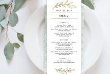 Borde en menus