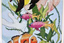 Рыбки, водяное, русалочье