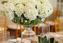 Florals / ideas for wedding