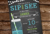 Sip and See Shower