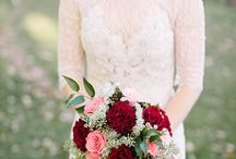 Bridal Bouquets / From traditional roses to vintage jewels, get inspired by these beautiful wedding bridal bouquets.