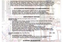 RESUME TEMPLATES / Resume template designs to drool over. Just be mindful that it's always more about the content rather than design but a little fancy touch never hurts anyone!  resume templates, resume examples, resume, cover letter, cover letter template, how to write a resume, professional resume, resume cover letter, professional resume template