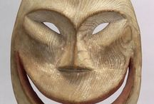 Wooden masks / Eclectic