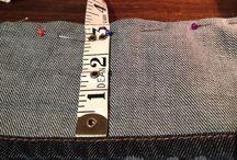 Sewing, naaien