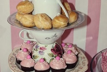 tea party / by Mary Fitzpatrick Schwend