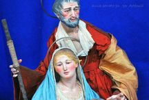 Pastori, Statuine da Presepe #presepe / Arte e artigianato artistico  http://studioartemia.jimdo.com/