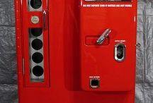 Coke Machines