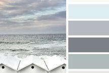 Kleur palet