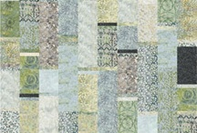 Jelly roll quilts / by Kathy Barstow