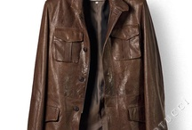 For my Man / A wide range of designer and not so designer fashions that we could easily picture on our favorite Guy!  Starting with leather jackets, briefcases, wallets, belts and so much more.  http://www.pierotucci.com/men/