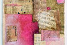 Agnieszka Anna's collages