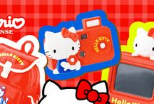 HELLO KITTY「なつかしグッズ マグネット」 / http://www.re-ment.co.jp/products/sanrio_n_mg/index.html