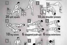 Exercício para um corpo em forma e uma mente sã! / Ajudar cada um a descobrir a melhor versão de si mesmo, para isso basta ligar para os nºs 932928204 ou 960264825.