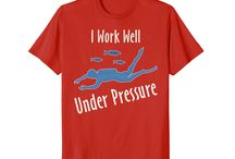 Under Pressure / This board is for all people who loves scuba diving.