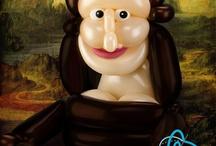 Mona Lisa / by Lori Johnson