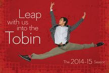Your 2014-15 Tobin Season / Buy Your Season Tickets Now!  Packages start as low as $99. https://tobi.tobincenter.org/BalletSanAntonio/Online/default.asp