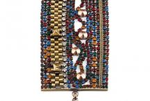 Jewelry / Bracelets, earrings, necklaces — heck even anklets — these are jewelry pieces I adore!
