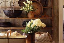 Love farmhouse & cottage style :)