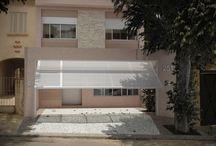 Portão de alumínio / Veja opções para a fachada da sua casa ficar linda!
