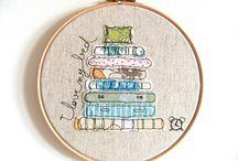 stitching / by Jessica Johannesen