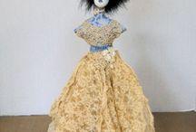 Judy Skeel - Cloth Doll Making Sewing Patterns