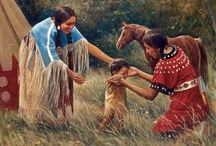 Art: Native American Themes