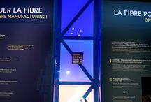 Exposition la fibre optique