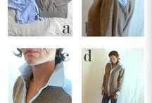 sweater refashion / Refashion