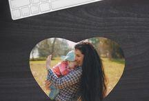 tapis de souris à personnaliser-Socreativity / Des tapis de souris à personnaliser directement sur notre site avec des photos, textes, logos d'entreprises...  https://socreativity.com