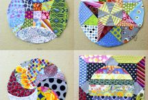 Circle /curve Quilts / Quilts