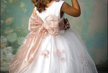Girls Party Dress's
