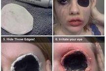 makeup special effect