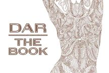 DAR THE BOOK Vol.2 / An original and timeless celebration of the female form, DAR THE BOOK VOL 2 is the second volume of six in this unique series and sensational journey of discovery.  Dar's enchanting hand-drawn lines weave an artistic seduction into the mysterious realms of the feminine and an intimate journey into the depths of the human psyche.