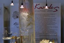 Kaziale Sculpting Jewels