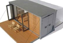 Container Homes / Ideen