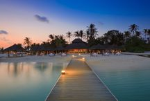Velassaru Maldives / Velassaru Maldives sits on a private coral island where the glistening waters of a turquoise sea lap the shores of a perfectly white sandy beach. Stunning water and beach villas are accompanied by a spa with glorious sea views and an infinity pool.