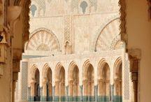 beautiful islamic architektur